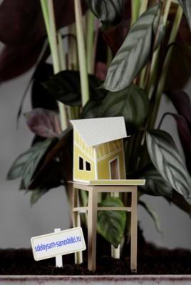 Чем можнож благовидно украсить цветочные горшки
