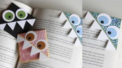 Закладки для книжек своми руками