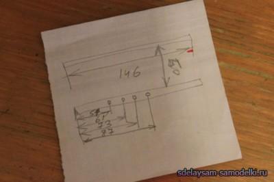 Как сделать мольберт для рисования