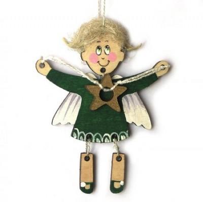 Ангелочек на елку