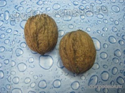 Орехи с прорицаньями