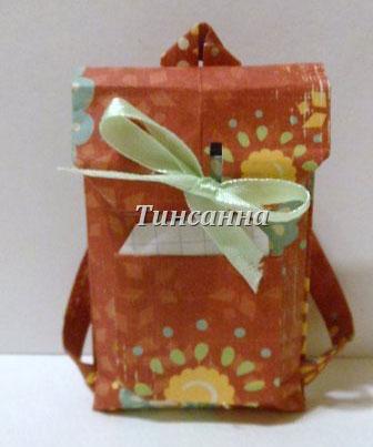 Шоколадница - прекрасная упаковка для конфет