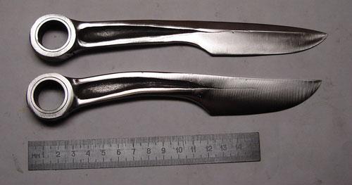 Рукодельный ножик