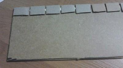 Как сделать табличку с надписью