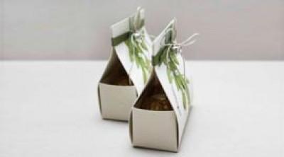 Как из бумаги сделать коробку