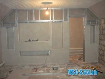 Стена + гардероб