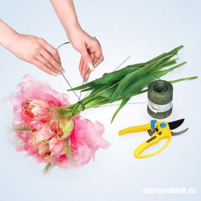 Свадебные цветки