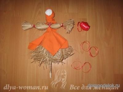 Куколка-масленица