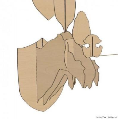 Башка оленя