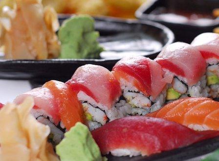 Как открыть доставку суши
