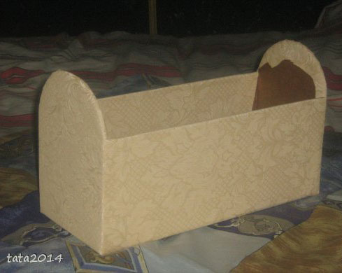 Сундук из бумаги