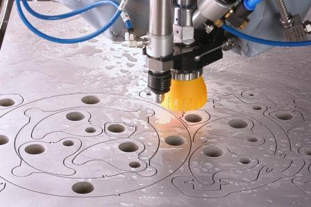 Особенности оборудования для гидроабразивной резки