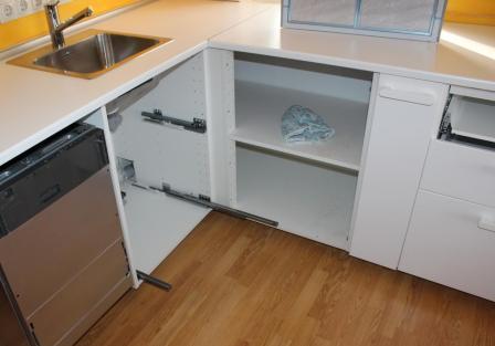 Особенности процесса сборки кухни от Ikea.