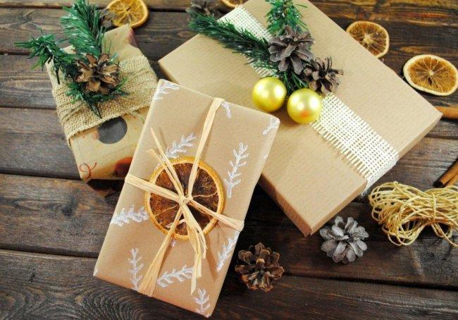 Варианты оригинальных подарков на Новый Год