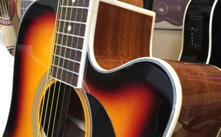Секрет популярности акустической гитары